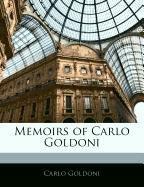 9781145311428: Memoirs of Carlo Goldoni