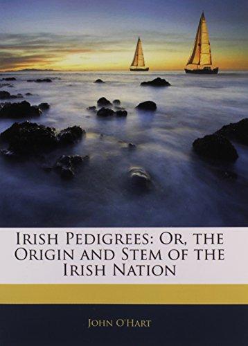 9781145396487: Irish Pedigrees: Or, the Origin and Stem of the Irish Nation