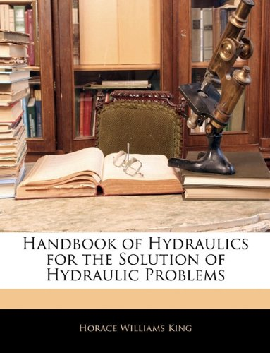 9781145407688: Handbook of Hydraulics for the Solution of Hydraulic Problems