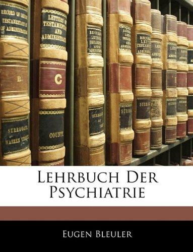 9781145545571: Lehrbuch Der Psychiatrie