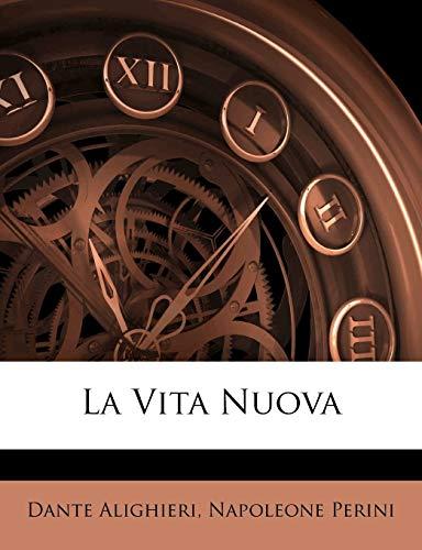 9781145828025: La Vita Nuova (Italian Edition)