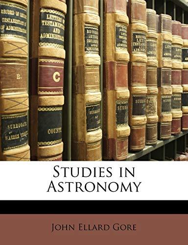 9781146312196: Studies in Astronomy