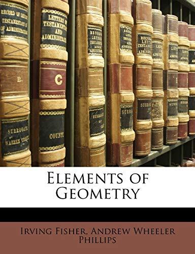 9781146325646: Elements of Geometry