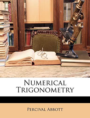 9781146497220: Numerical Trigonometry