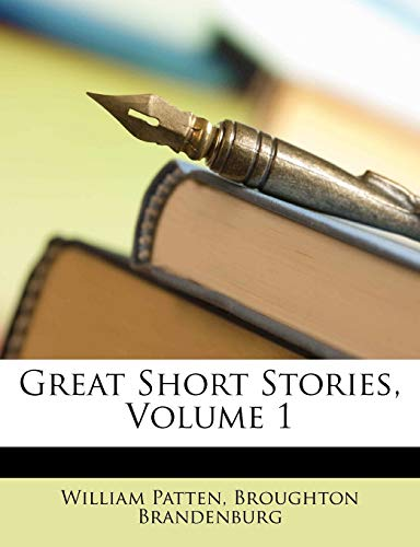 9781147406542: Great Short Stories, Volume 1