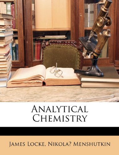 9781147568523: Analytical Chemistry