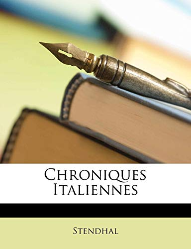 9781147617009: Chroniques Italiennes (French Edition)