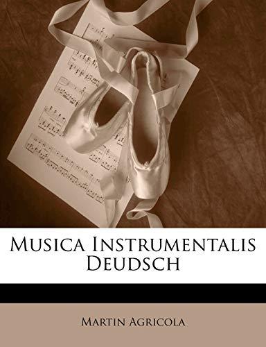 9781147929867: Musica Instrumentalis Deudsch