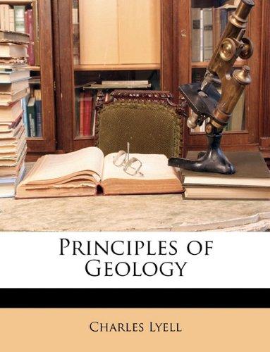 9781148182971: Principles of Geology
