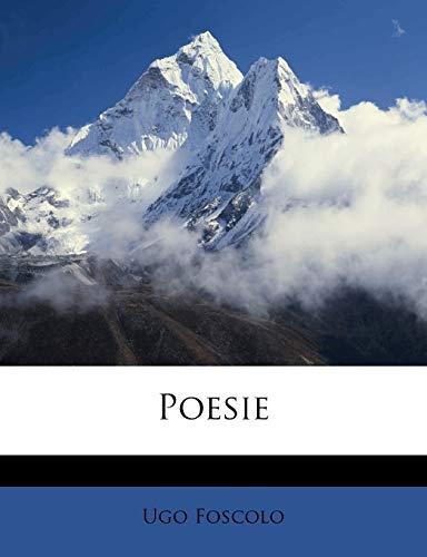 9781148265124: Poesie (Italian Edition)