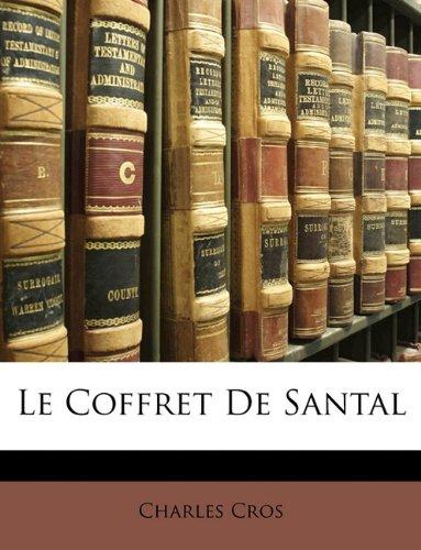 9781148404462: Le Coffret de Santal