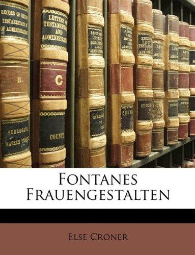 9781148465074: Fontanes Frauengestalten