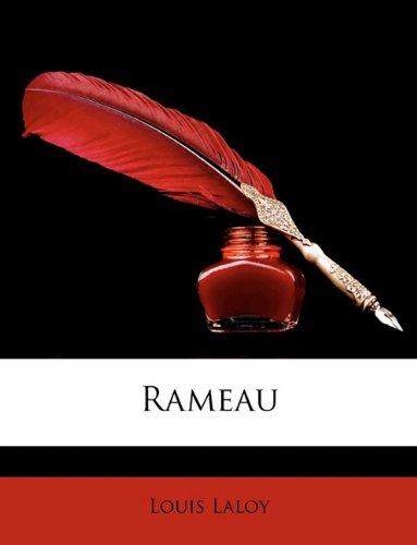 9781148784731: Rameau