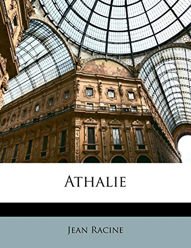 9781149011782: Athalie (French Edition)