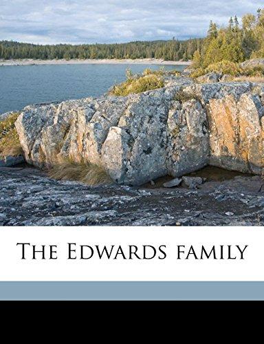 9781149348093: The Edwards family
