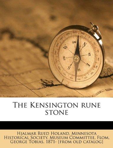 9781149369593: The Kensington rune stone