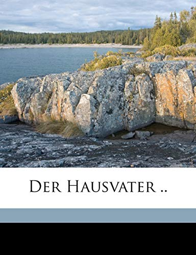 9781149850374: Der Hausvater (German Edition)