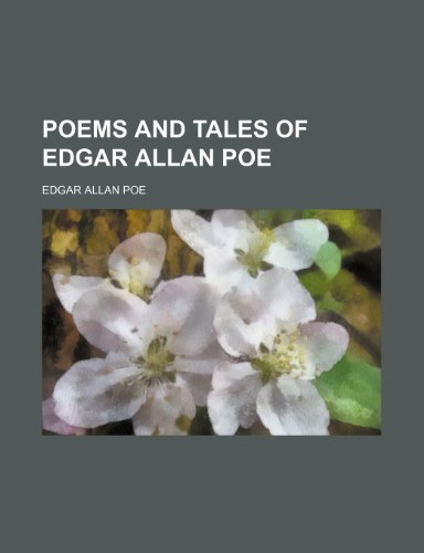 9781150037818: Poems and tales of Edgar Allan Poe