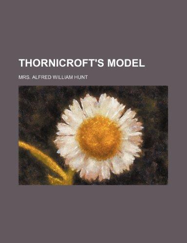 9781150250866: Thornicroft's Model