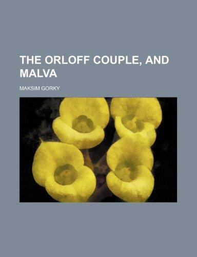 9781150393822: The Orloff couple, and Malva