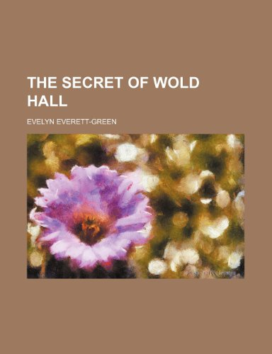 9781150409950: The Secret of Wold Hall