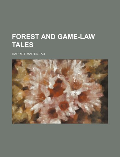 9781150441905: Forest and game-law tales