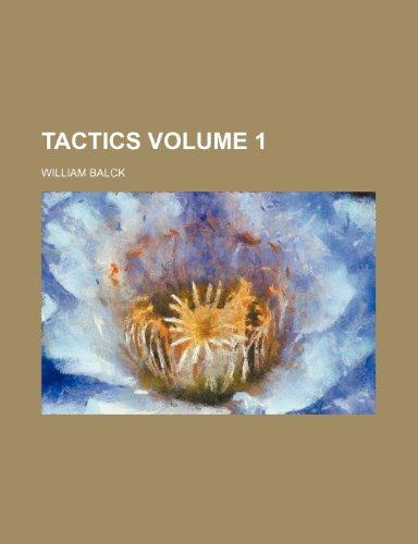 9781150487705: Tactics (1)