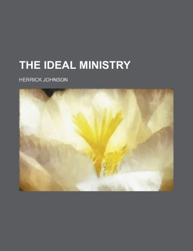 9781150514838: The ideal ministry