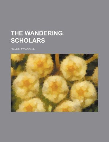 9781150523328: The Wandering Scholars