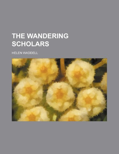 9781150523328: The wandering scholars