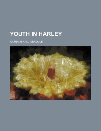 9781150530296: Youth in Harley