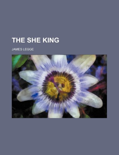 9781150617638: The She King