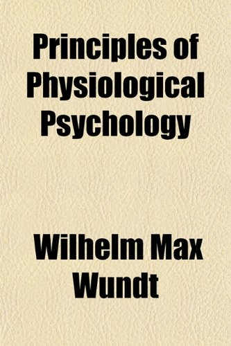 9781150695094: Principles of Physiological Psychology