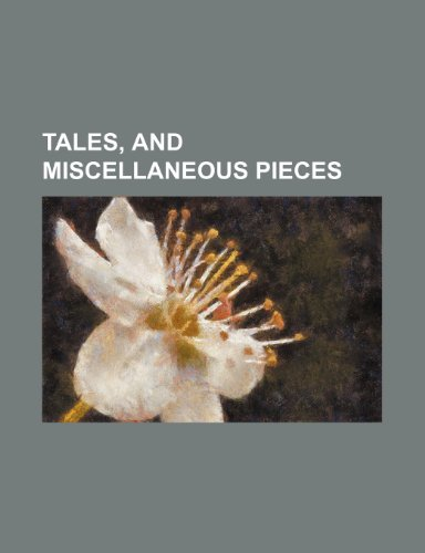 Tales, and miscellaneous pieces Volume 6 (1150757043) by Edgeworth, Maria