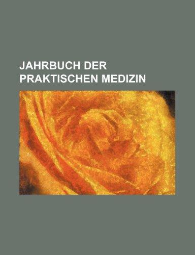 9781150882661: Jahrbuch der praktischen Medizin