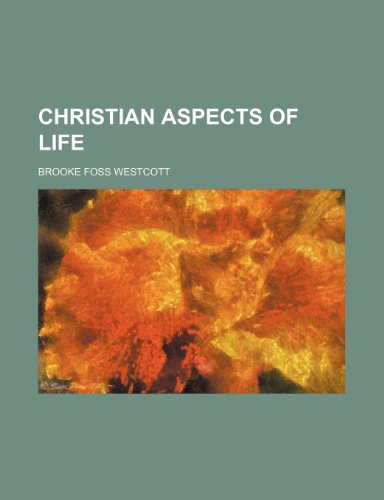 9781150918810: Christian Aspects of Life