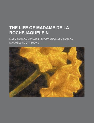 9781150974342: The Life of Madame de La Rochejaquelein