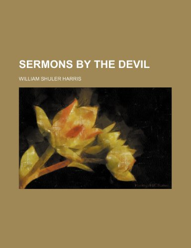 9781151037381: Sermons by the Devil