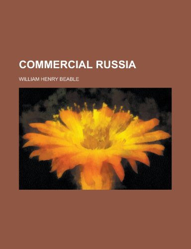 9781151046666: Commercial Russia