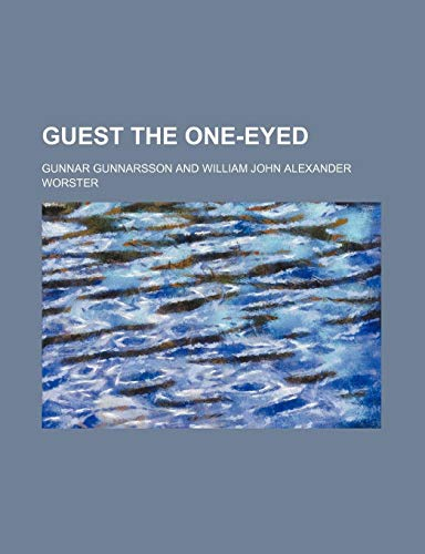 9781151053411: Guest the One-Eyed