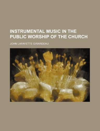 9781151087492: Instrumental Music in the Public Worship of the Church
