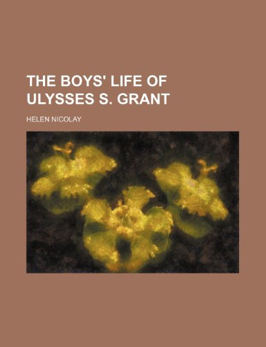 9781151101181: The Boys' Life of Ulysses S. Grant
