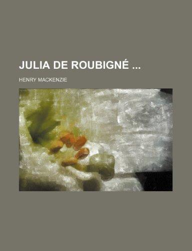 9781151153647: Julia de Roubigné