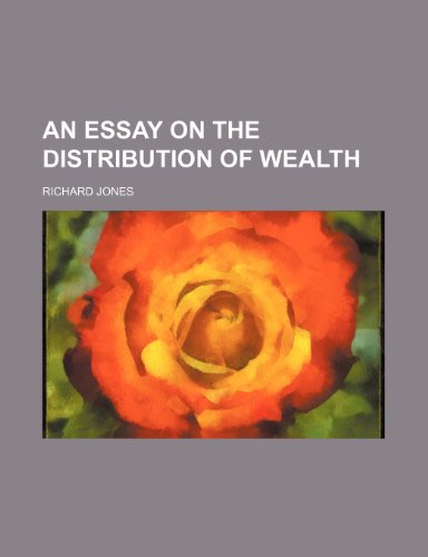 9781151170002: An Essay on the Distribution of Wealth