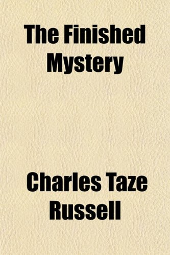 9781151247742: The Finished Mystery
