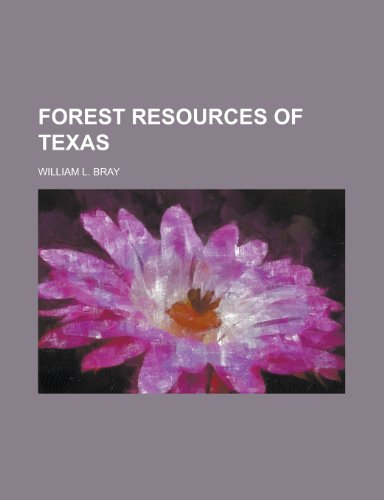 9781151316141: Forest Resources of Texas