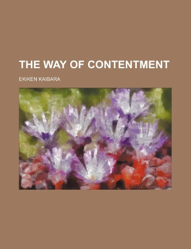 9781151381378: The Way of Contentment