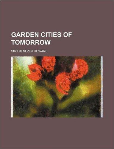 9781151393661: Garden Cities of Tomorrow