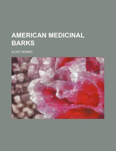 9781151414380: American Medicinal Barks