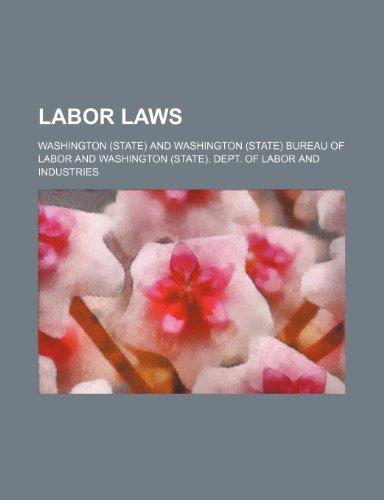 Labor laws (9781151420657) by Washington